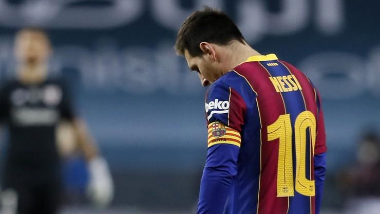 Lionel Messi zawieszony na dwa mecze
