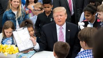 Biały Dom: Trump nie chce ujawnić swych zeznań podatkowych