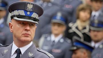 Politycy PO, N i PSL zadowoleni z powołania nowego szefa policji