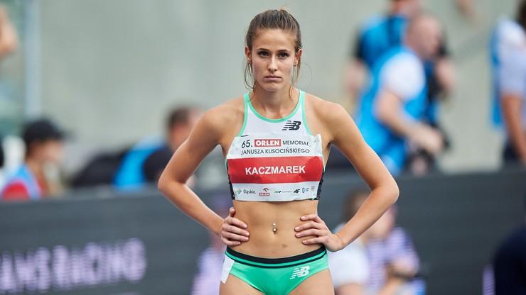 Lekkoatletyczne MME: Złoty medal Kaczmarek w biegu na 400 m