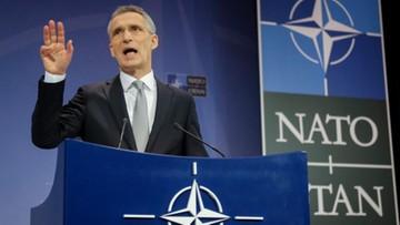 Szef NATO: wszystkie kraje Sojuszu w zasięgu rakiet Korei Północnej. Polska również