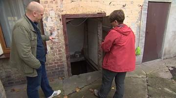 """Ciało Angeliki leżało 18 lat w piwnicy pod betonową posadzką. Reportaż """"Interwencji"""""""