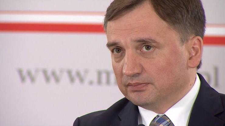 Ziobro: Grodzki nie miał prawa poprosić Komisji Weneckiej o opinię