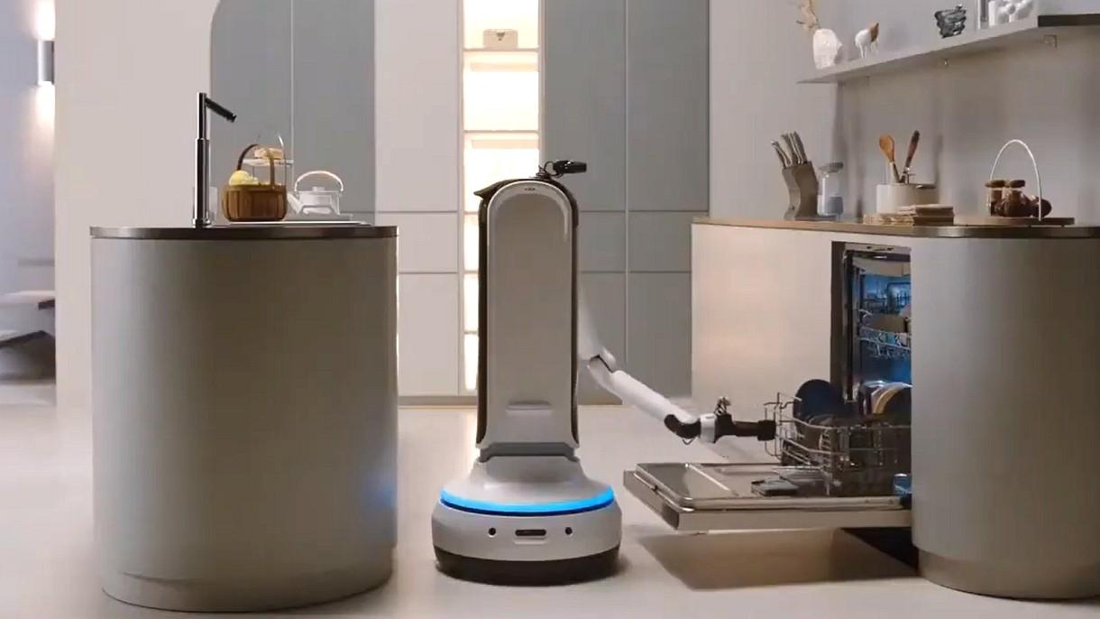 Samsung prezentuje robota, który ogarnie wasze mieszkania i umili wam czas [FILM]