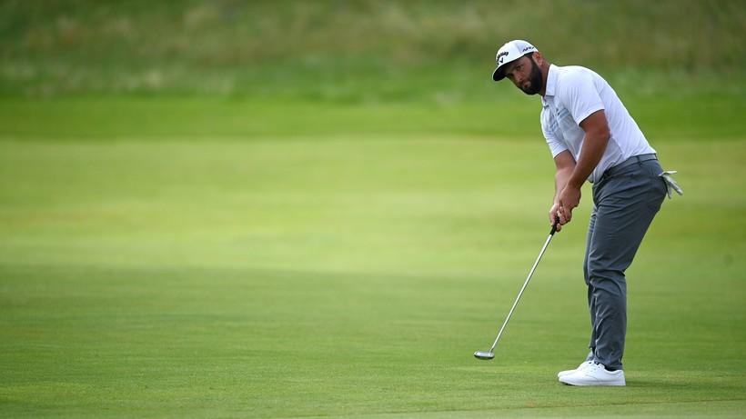 Tokio 2020: Lider światowego rankingu golfistów Jon Rahm wycofał się z rywalizacji