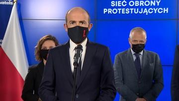 """KO zakłada Sieć Obrony Protestujących. """"Żaden nie zostanie bez pomocy"""""""