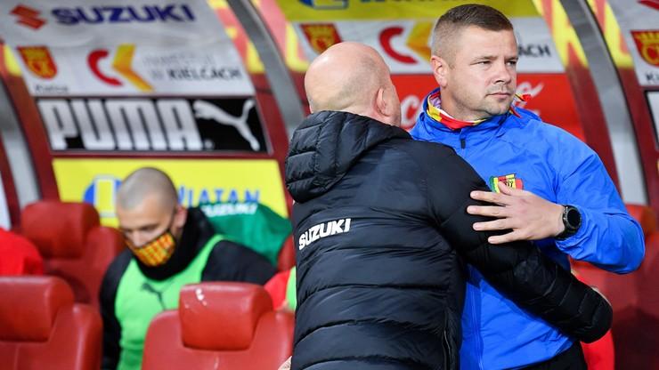 Fortuna 1 Liga: Problemy zdrowotne trenera Korony. Trafił do szpitala i przeszedł operację
