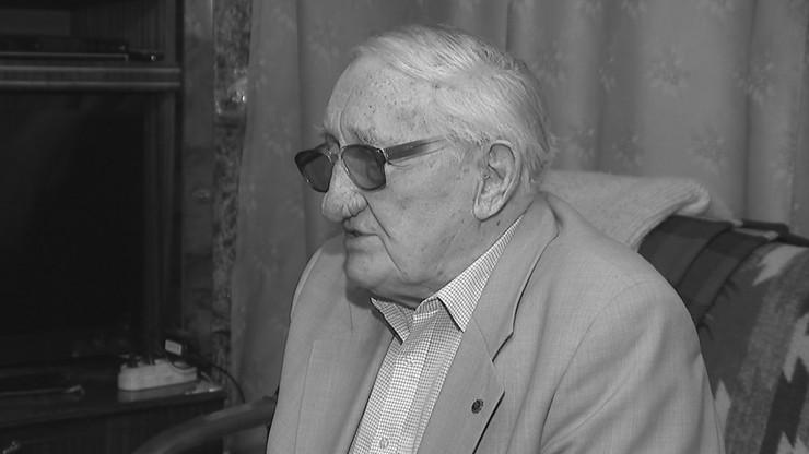 """Zmarł Karol Tendera, b. więzień Auschwitz. Walczył z określeniem """"polski obóz koncentracyjny"""""""