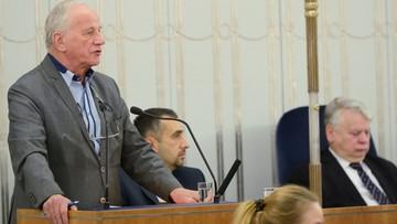 Senat nie zgodził się na uchylenie immunitetów senatorom Rulewskiemu i Staroń