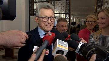 Piotrowicz: poprawki PiS dotyczące ustaw o SN i KRS nie wprawiają w konsternację