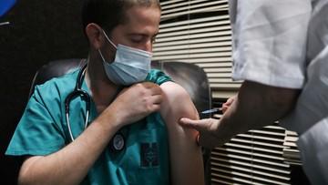 Francuski minister: szczepionki działają przeciw nowej mutacji SARS-CoV-2