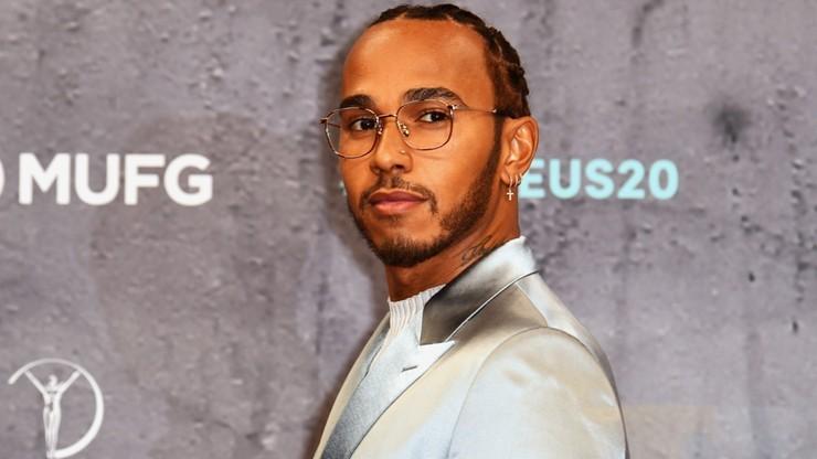 Lewis Hamilton przyznał się, że zaśpiewał w piosence Christiny Aguilery