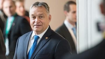 Premier Orban o imigrantach: gdyby nie Węgry, Europa by upadła