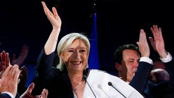 Le Pen czasowo ustępuje z funkcji szefowej Frontu Narodowego