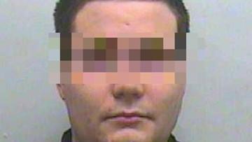Jakub T. skazany za gwałt i pobicie mieszkanki Exeter jest już na wolności