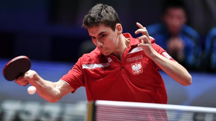 DMŚ w tenisie stołowym: Porażka Polaków z Koreańczykami