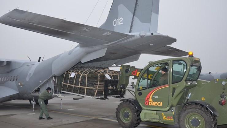Polscy żołnierze pomagają poszkodowanym w trzęsieniu ziemi w Chorwacji
