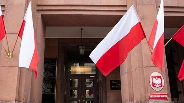 """Polska wydaliła białoruskiego dyplomatę. """"Odpowiedź na działania Mińska"""""""