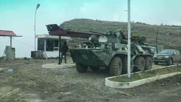 Amnesty International: zbrodnie wojenne w Górskim Karabachu