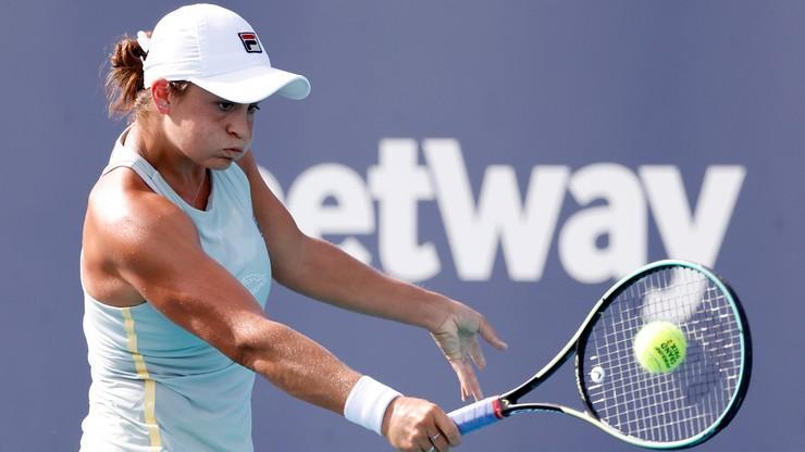 WTA w Miami: Ashleigh Barty kontra Bianca Andreescu w finale turnieju