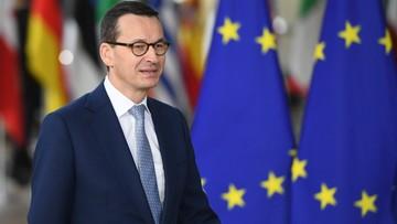 Premier: Komisja Europejska dobrze postrzega ostatnie zmiany w polskim wymiarze sprawiedliwości