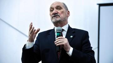 """""""Przyjdzie czas, kiedy będzie można bardziej otworzyć dostęp do broni"""". Szef MON o posiadaniu broni w Polsce"""
