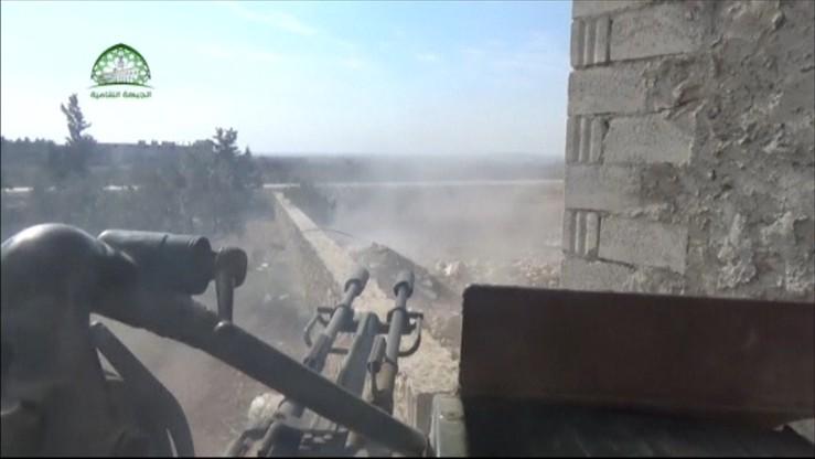 CNN: Pentagon może zarekomendować wysłanie wojsk do Syrii