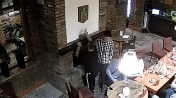 Polski student spalił godło Ukrainy. Został wydalony z tego kraju