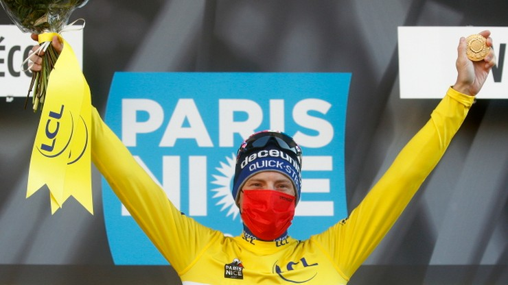 Sam Bennett pierwszym liderem wyścigu Paryż-Nicea