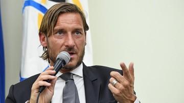 """Totti zgubił zegarek i apeluje o pomoc kibiców. """"Ma niesamowitą wartość sentymentalną"""""""