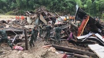 18 zabitych, ponad milion ewakuowanych. Tajfun Lekima uderzył w wybrzeże Chin