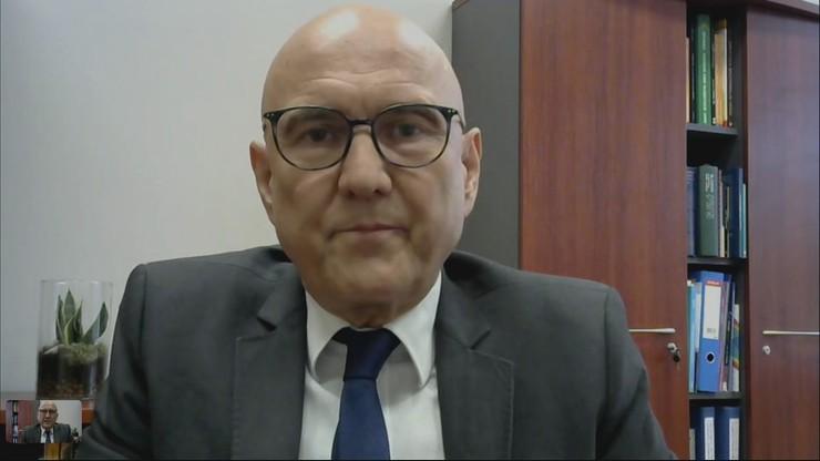 Rok szkolny 2020/2021. Nowe zasady. Dyrektor Tomasz Ziewiec komentuje