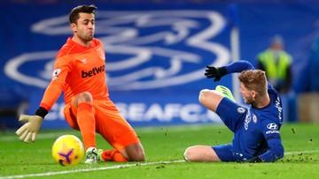 Łukasz Fabiański nie zatrzymał Chelsea