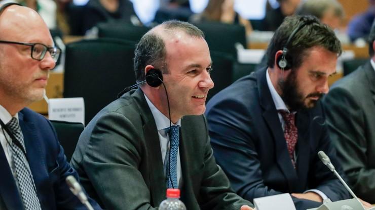 Manfred Weber przewodniczącym Europejskiej Partii Ludowej. Wiceszefową - Ewa Kopacz