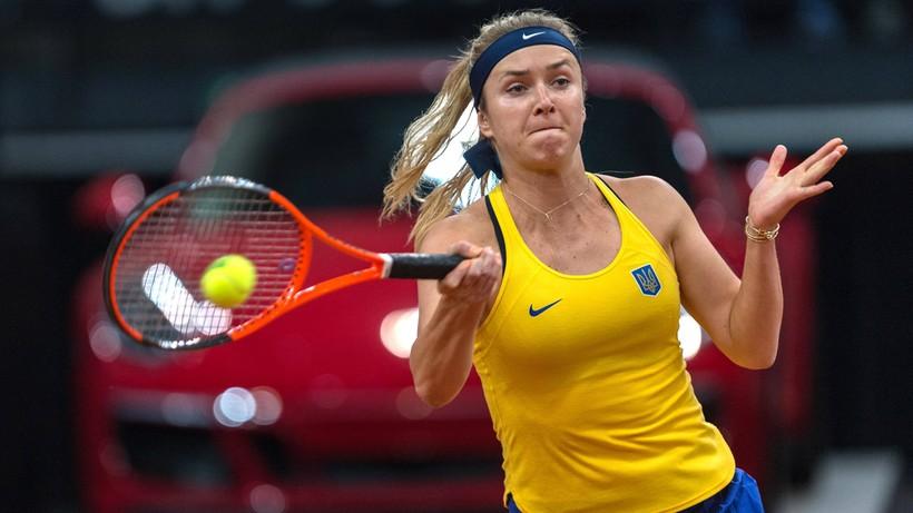 Wimbledon: Jelina Switolina rywalką Magdy Linette w drugiej rundzie