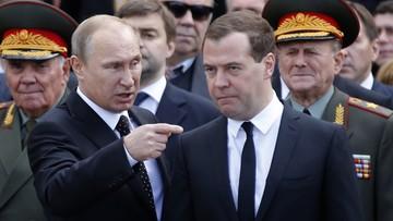 Rząd Rosji podał się  do dymisji. Putin zaproponował kandydata na nowego premiera