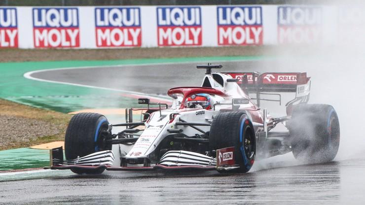 Formuła 1: Lance Stroll i Kimi Raikkonen ukarani