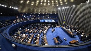 Senat Brazylii rozpoczął kolejny etap impeachmentu prezydent