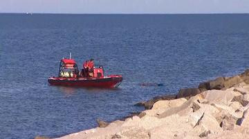 Ciało kobiety wyłowione z kanału portowego w Ustce