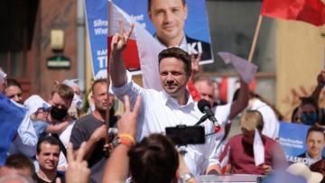 Trzaskowski w Katowicach: mamy dość kolejnej ustawki
