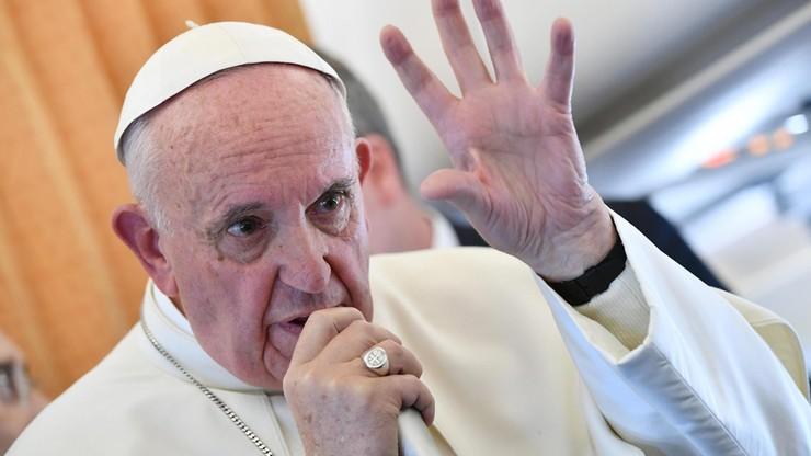 Papież: niech Europa nie boi się migrantów