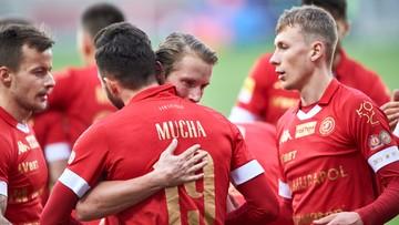 Fortuna 1 Liga: Triumf Widzewa. Świetna postawa bramkarza Resovii nie wystarczyła