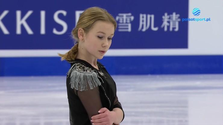 Jekatierina Kurakowa – reprezentantka Polski na igrzyska w Pekinie