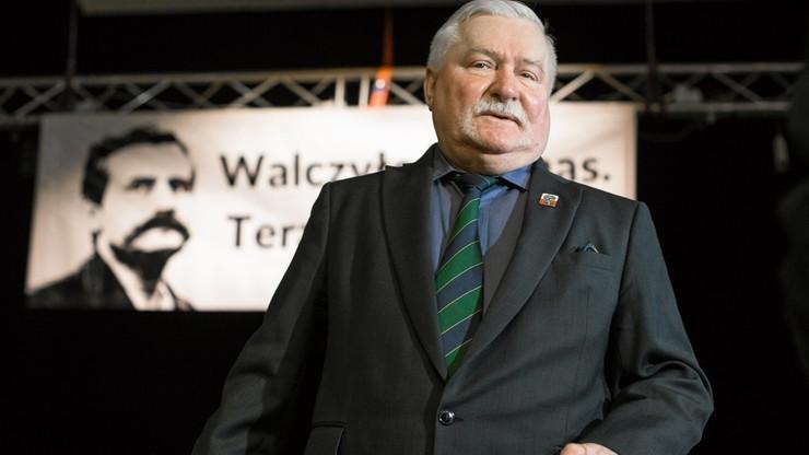 """""""Bracie Kaczyński"""". Wałęsa prosi prezesa PiS o wybaczenie. Napisał, że sam też jest gotów wybaczyć"""