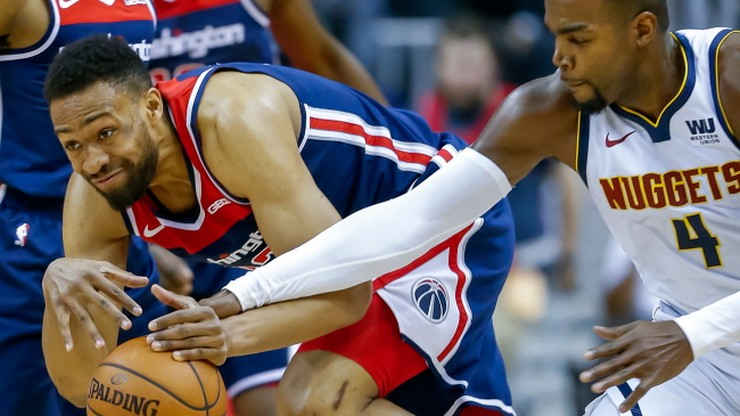 NBA: Na zachodzie bez zmian. Zwycięstwa zespołów z czołówki