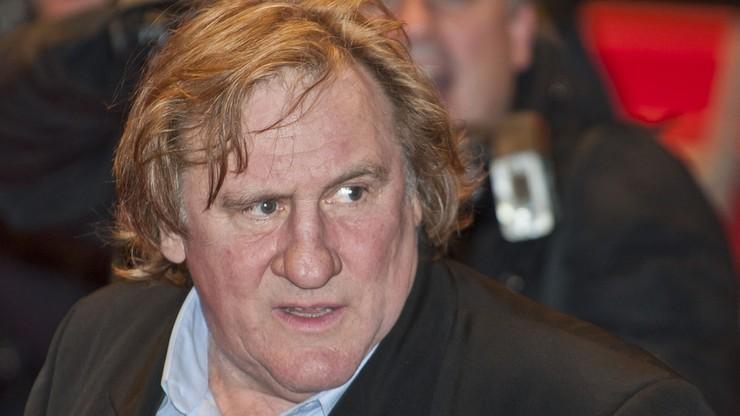 Gerard Depardieu oskarżony o gwałt i napaść seksualną