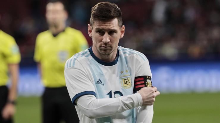 """Argentyńczycy nie chcą Messiego w kadrze? """"Mój syn pytał, czemu mnie krzyżują"""""""