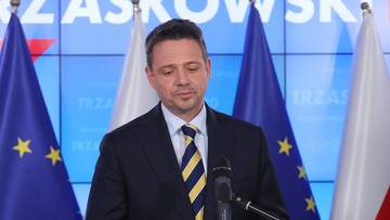 Prezydent Warszawy na pół etatu? O tym mówił rzecznik PO