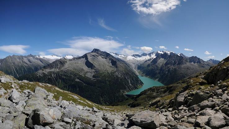Tragedia w Alpach. Pięciu alpinistów zginęło w szczelinie lodowca
