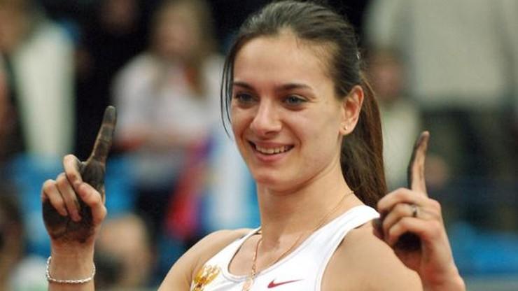 """""""Caryca tyczki"""" chce rządzić rosyjską lekkoatletyką"""
